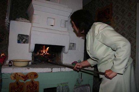 Славянский обряд «перепекания ребенка»: на лопату – да и в печь?...