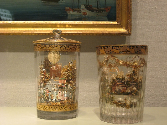Корнингский музей стекла, штат Нью-Йорк