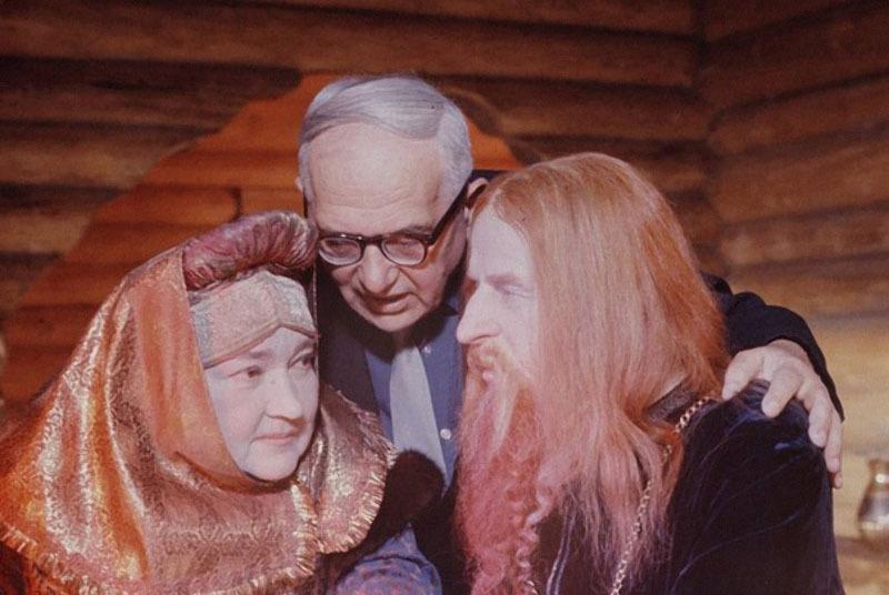 onset12 На съемочных площадках популярных советских фильмов