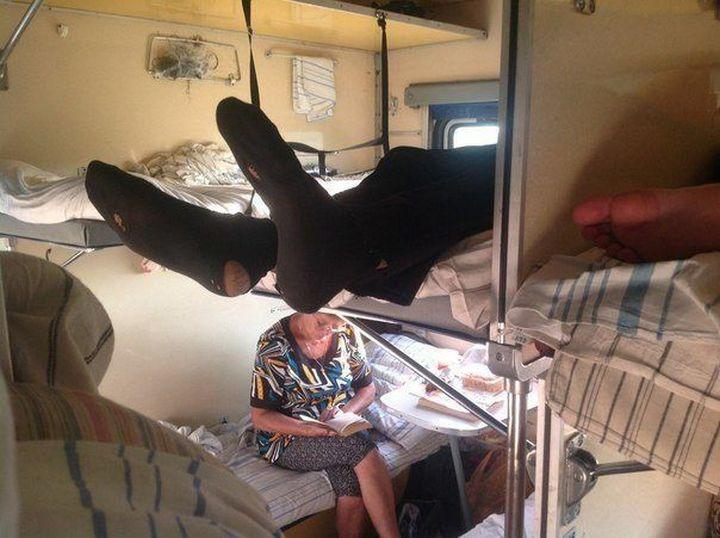 Прелести и гадости путешествий в плацкартных вагонах вагон, плацкарт, поезд