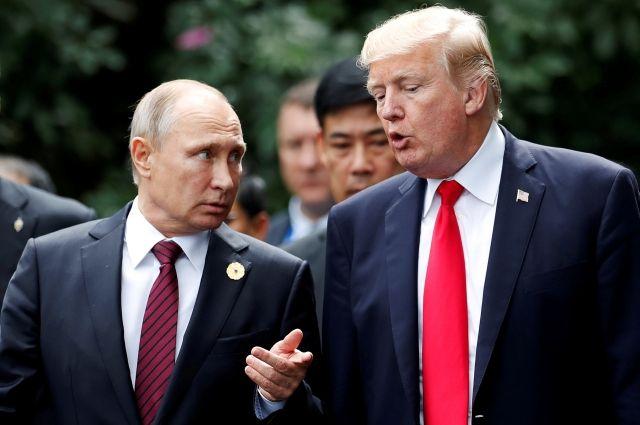 Бельгийские СМИ: Путин задавал тон на встрече с Трампом
