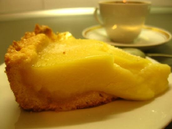 Лимонный пирог - самая летняя выпечка