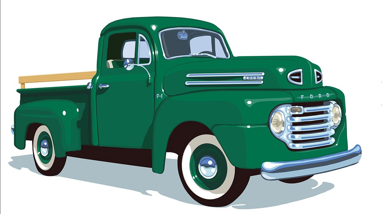 16 января  День рождения Ford серии F