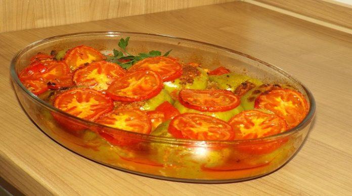 Очень вкусные фаршированные перцы по-хорватски