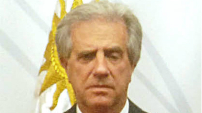 Президент Уругвая спас франц…