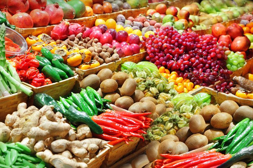 Сирия начала поставлять в Россию овощи и фрукты