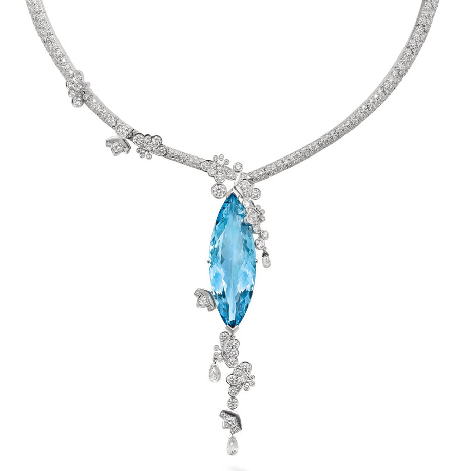 boodles wonderland Kyoto necklace