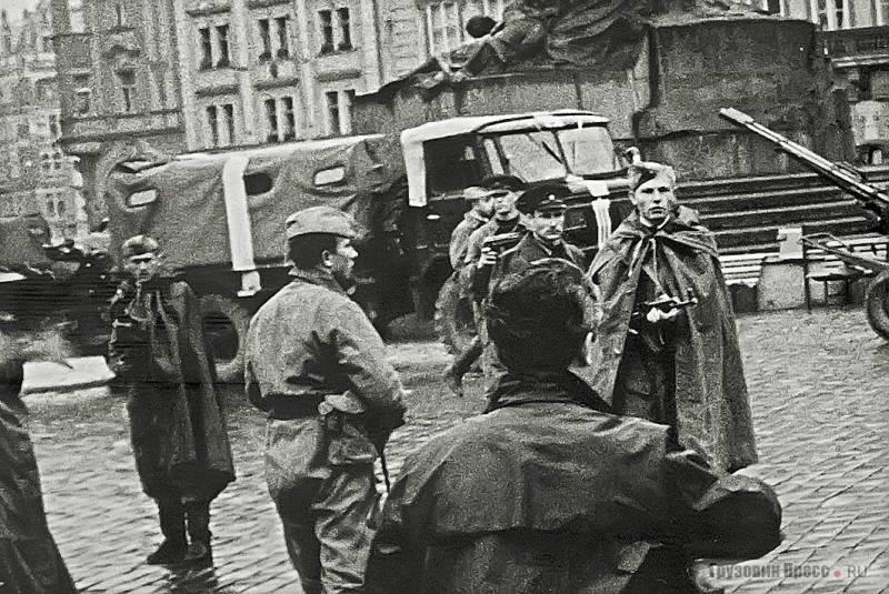 ГАЗ-66: войны и эксперименты