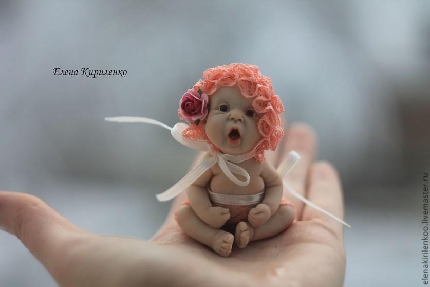 Кукла своими руками из глины