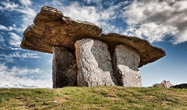 Мистика древних дольменов