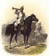 Прусская Армия. Графика.