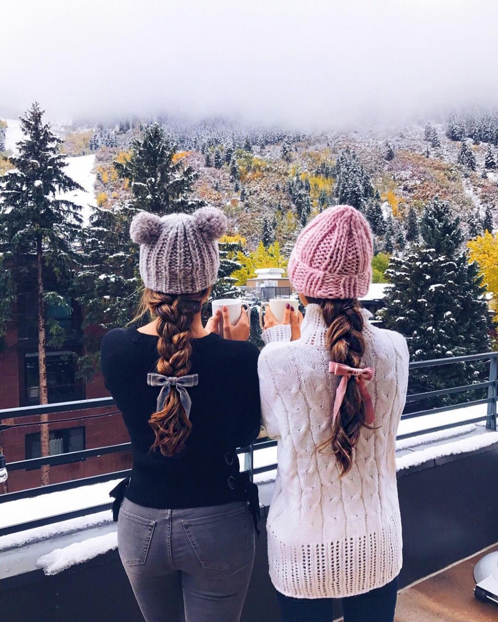 Женская мода зимой 2018: стильные образы