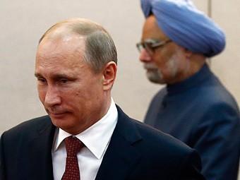 Путин индусам такое сказал... у них челюсти отвисли!