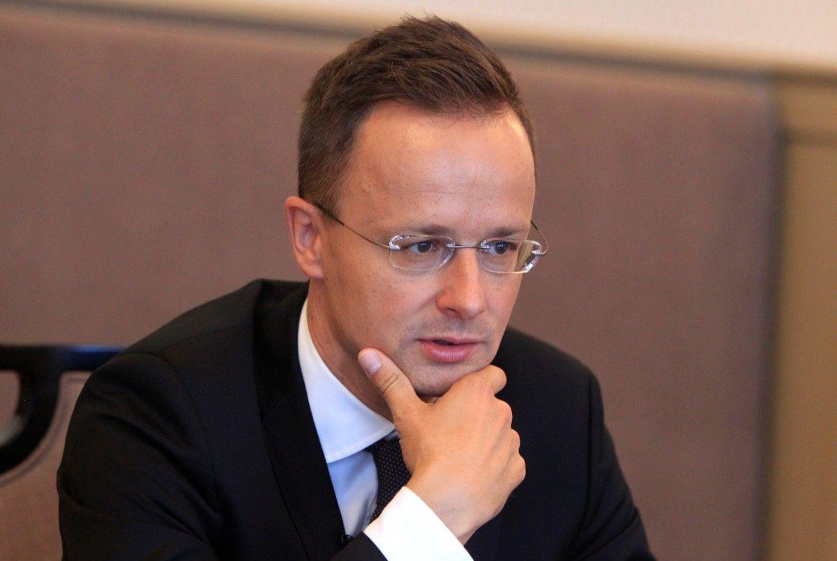 Венгрия пригрозила замедлить интеграцию Украины в ЕС