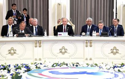 22 года переговоров: в Актау поделили Каспий