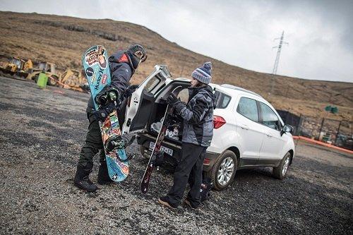 Африски: единственный горнолыжный курорт Лесото