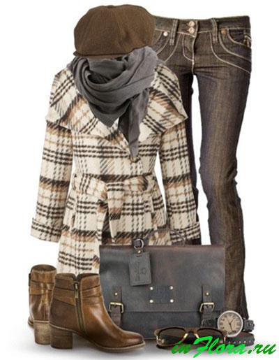 модные шарфы осень-зима 2015