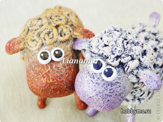 Симпатичные овечки