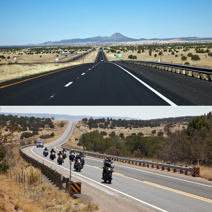 Route 66 — путешествие по США на Yamaha  - Фото 16