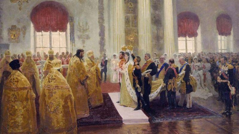 Как женились русские цари-государи
