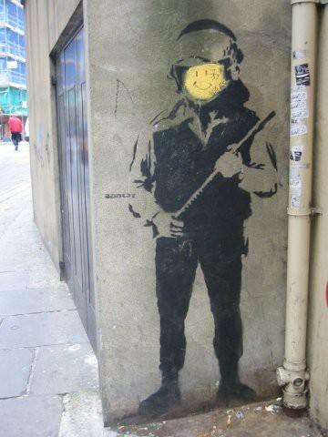 Уличное искусство прикол, стрит-арт, юмор