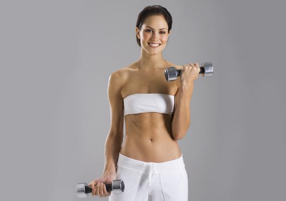 4 упражнения на все группы  мышц