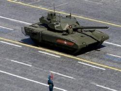 """Сюрприз: смертоносный российский танк Т-14 """"Армата"""" уже в производстве"""