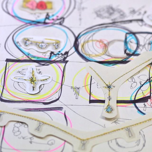 Дизайнерские украшения Юшинобу Катаока