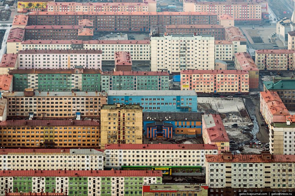 Фотографии, на которых вы никогда не узнаете Россию