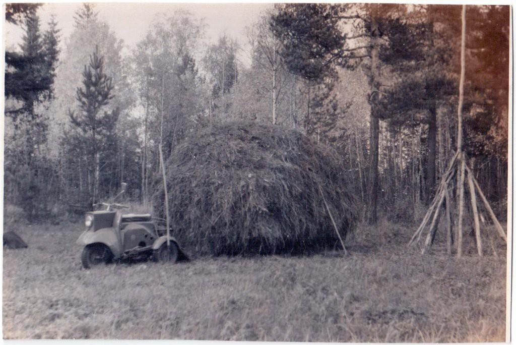 Рассказ об умельце с Южного Урала авто, ретро фотографии, самоделка, своими руками