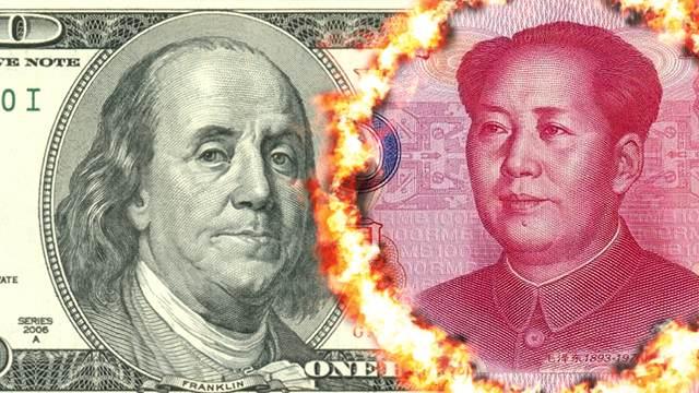 Юань ударит Желтой свиньей по доллару