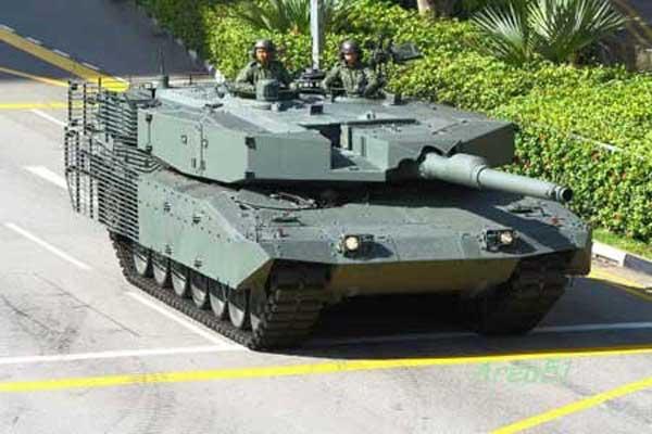 Русская смекалка или как раздолбать немецкий танк