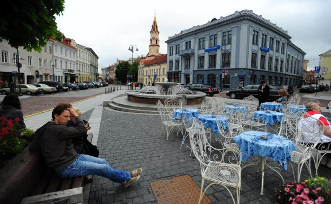 Туристов запугали русскими танками