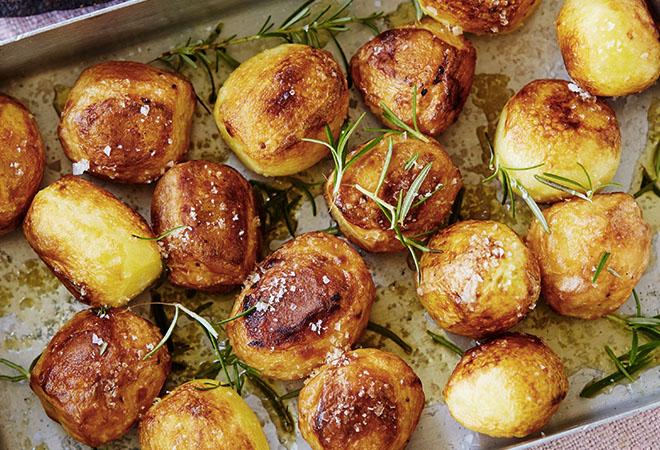 Чудо-картофель: вкусный и хрустит
