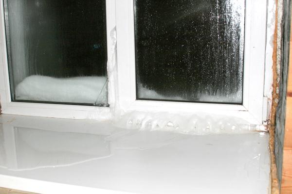 Почему промерзают пластиковые окна зимой как устранить видео