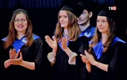 Более 400 выпускников МГИМО получили магистерские дипломы