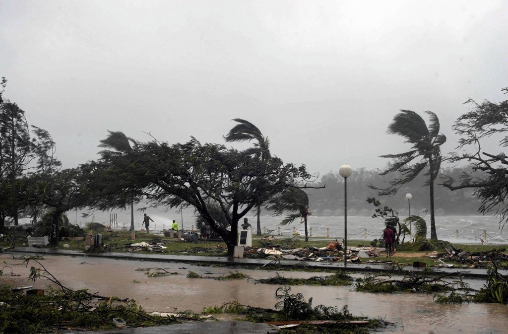 Циклон Пэм ударил по Вануату-3