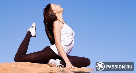 Йога для укрепления спины