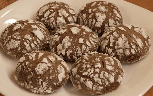 Мраморное печенье - видео рецепт