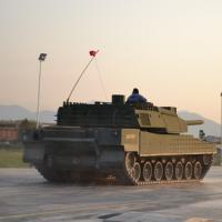 Российские военные не оценили турецкий танк будущего «Алтай»