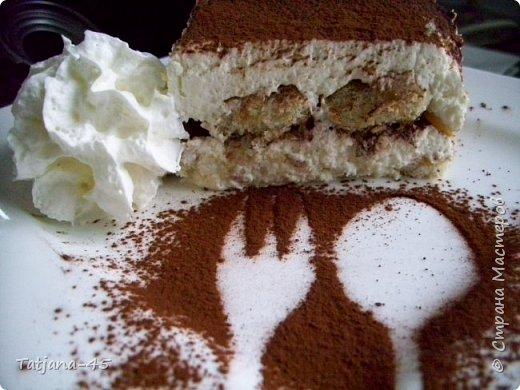 Кулинария Мастер-класс 23 февраля 8 марта День рождения Новый год Рецепт кулинарный Торт Тирамису  Продукты пищевые фото 9