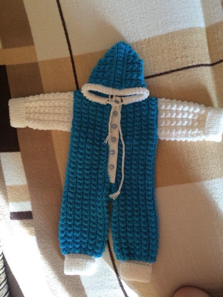 Вязание с берсановой пальто 12