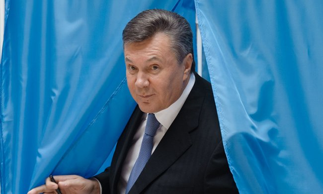 Янукович выкатил компромат на Запад