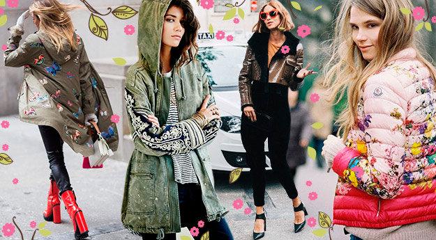 Модные куртки 2016: 10 самых актуальных моделей марта