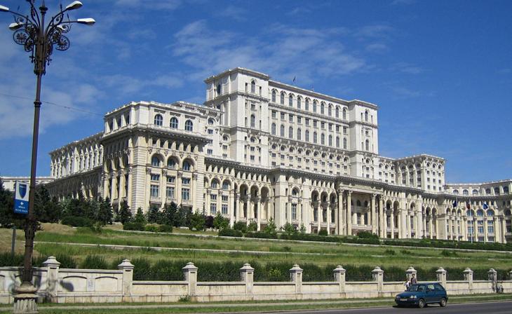 Секретная архитектура: великие памятники прошлого
