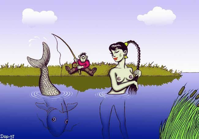 мифы про рыбака