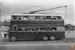 Необычный городской транспорт СССР