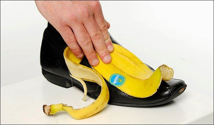10 неожиданных способов использования банановой кожуры банан, интересное
