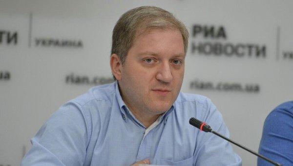 Украинский дипломат: не надо…