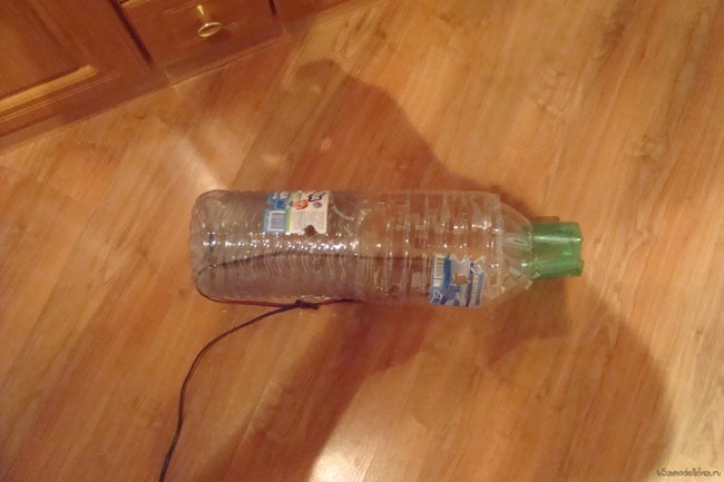 Как сделать раколовку из пластиковой бутылки